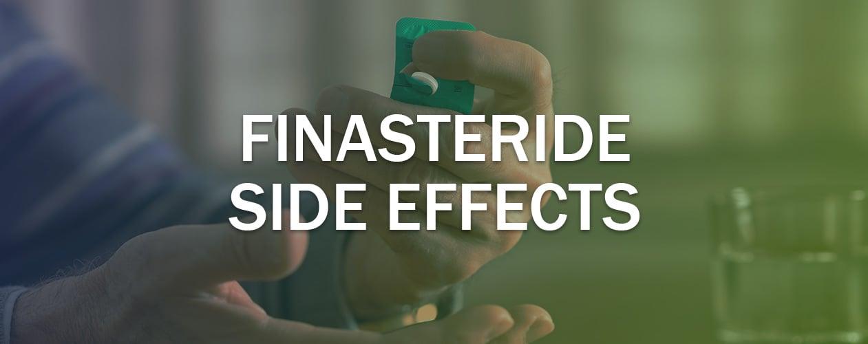 Finasteride Side Effects