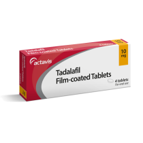 Cialis & Tadalafil (As Needed)